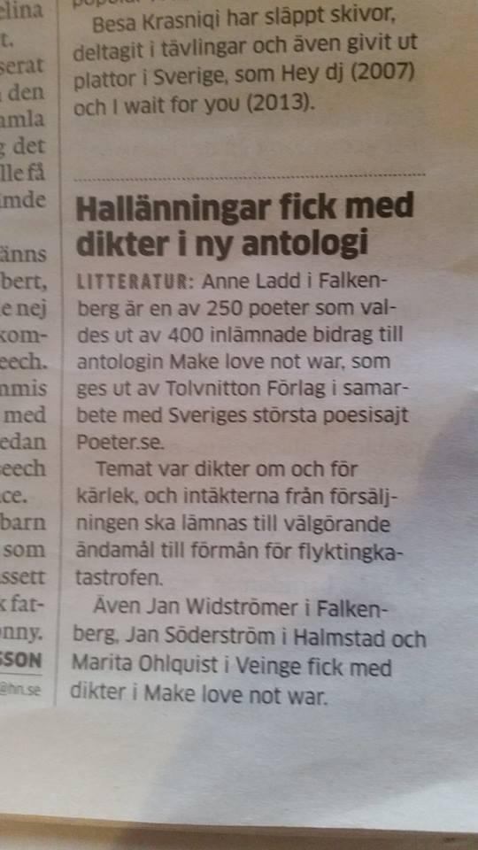 Make_love_not_war_Hallands_Nyheter